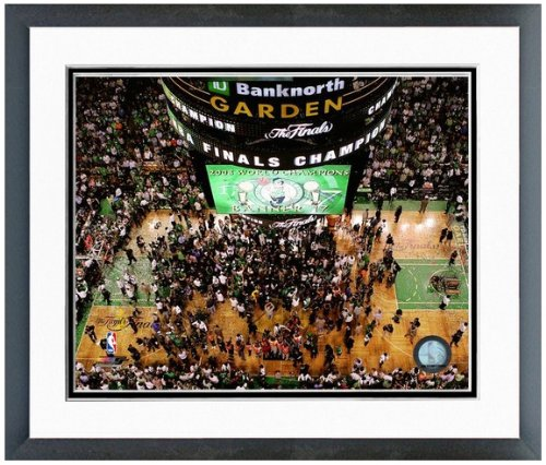- Boston Celtics TD Garden NBA Photo (Size: 18