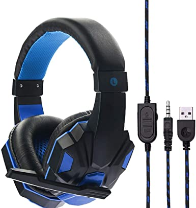 Logobeings Auriculares Gaming PS4,Cascos Gaming, Auriculares ...