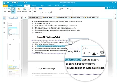 All-in-One PDF Editor--Wondershare PDFelement (Windows) [Download]