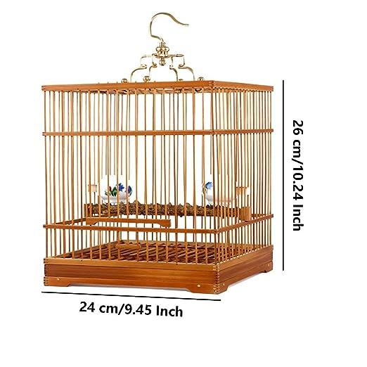 Mejore Bamboo Small con Bracket Flight Cage Boutique Color de ...