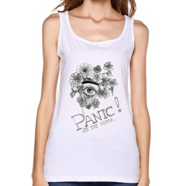 bd34a7611 VID Panic at the disco death of a bachelor Fashion Vest White XXL For Women