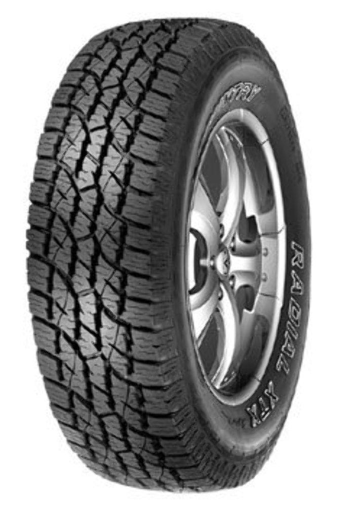 Multi-Mile Wild Country Radial XTX Sport All-Season Radial Tire - 265/70R16 112T