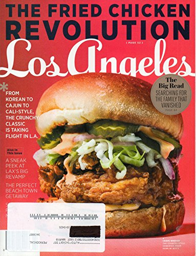 THE FRIED CHICKEN REVOLUTION 2018 Perfect Beach Town KOREAN TO CAJUN TO CALI-STYLE, CRUNCHY CLASSIC IS TAKING FLIGHT IN LOS ANGELES Four New Restaurants You Must Try FOOD MAGAZINE