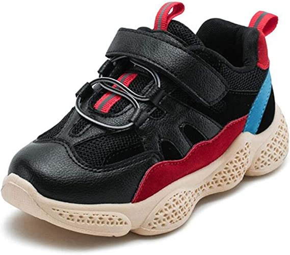 Daclay Boys and Girls Kids Shoes Casual Shoes Sports Shoe Casual Shoes Velcro mesh