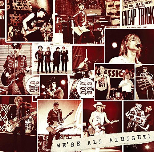 Shm Cd (We're All Alright (Shm/Bonus Track))