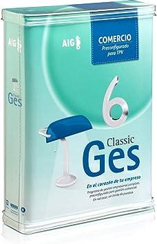 ClassicGes 6 TPV Comercio