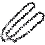 AOSOME Replacement Spare Chainsaw Chain 20 inch 325 1.5mm 76 Drive Links Low kickback