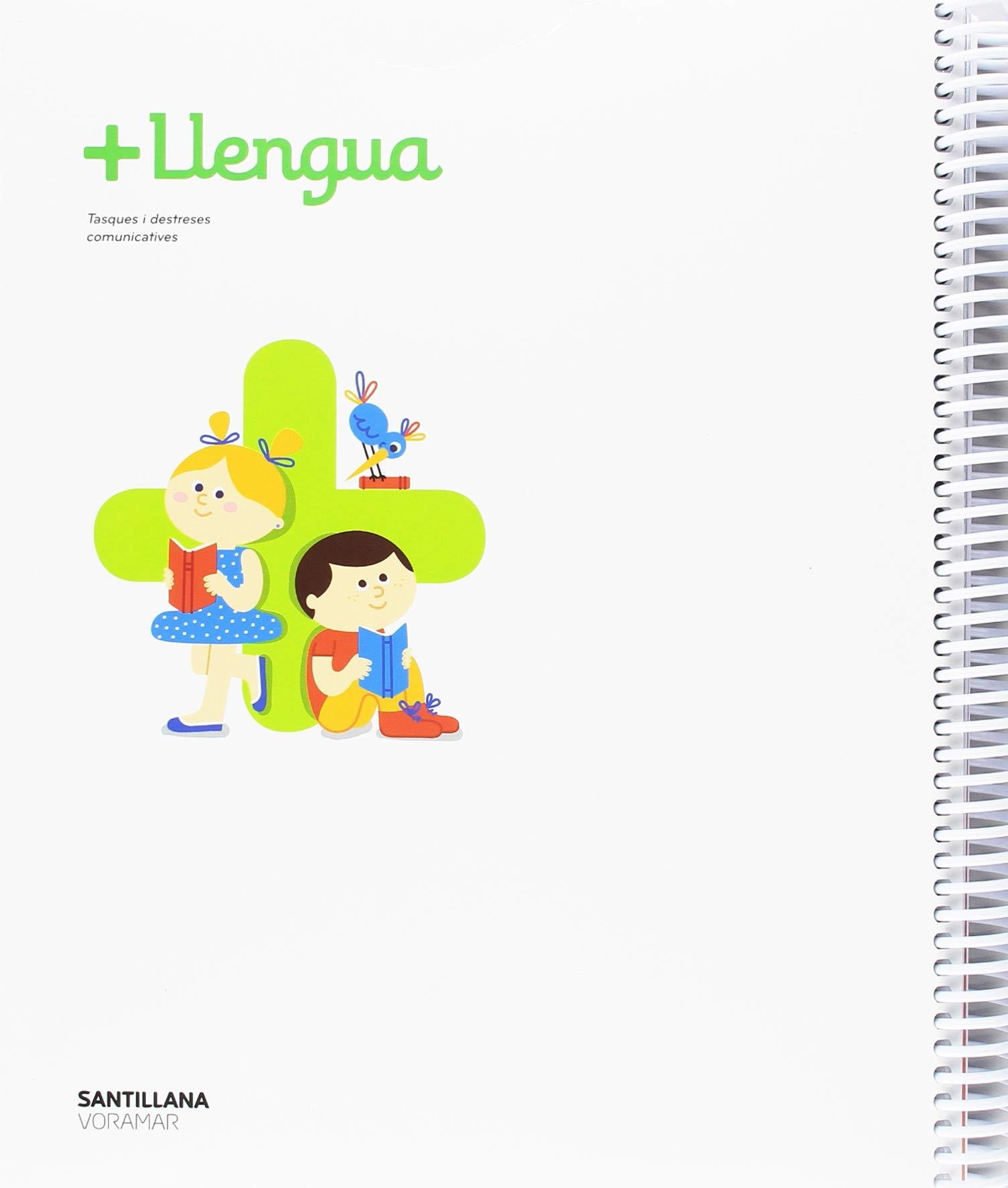 + LLENGUA SERIE PRACTICA TASQUES I DESTRESES COMUNICATIVES 2 PRIMARIA:  Amazon.es: Libros