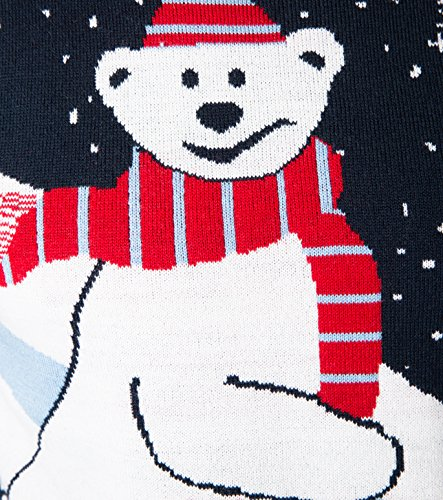 Threadbare Polar Neuheit Pullover