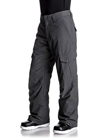 Amazon.com: Quiksilver Porter 10k - Pantalones de nieve para ...