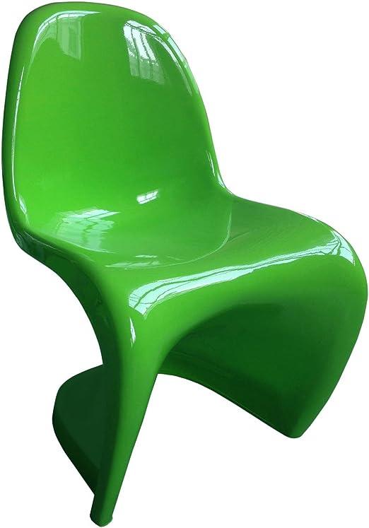 4 Er Set Stuhl, Curve Design, Erhältlich In Verschiedenen