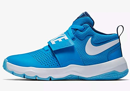 cheap for discount 4fa99 2be6d Image Unavailable. Image not available for. Color  NIKE Team Hustle D 8(GS)