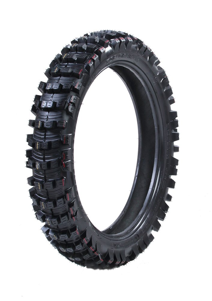 ProTrax PT1017 Motocross Off-Road Dirt Bike Tire 120/90-19 Rear Soft Terrain