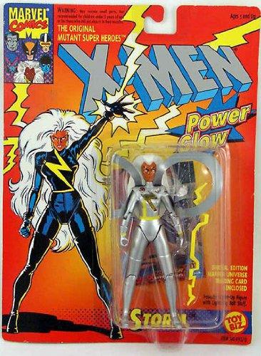 X-Men Storm Power Glow Action Figure]()