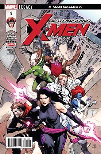 ASTONISHING X-MEN #9 LEG