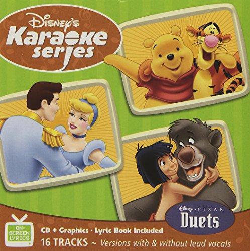 Karaoke Duets Music (Disney's Karaoke Series - Duets)