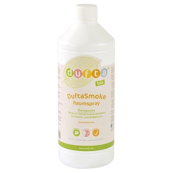 dufta Aroma ahome bio habitación Spray: Amazon.es: Salud y ...