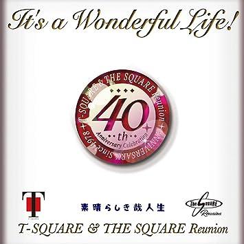 amazon it s a wonderful life dvd付 t square the square