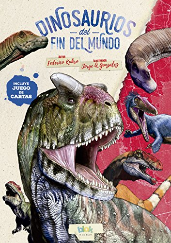 Amazon.com: Dinosaurios del fin del mundo (Spanish Edition ...