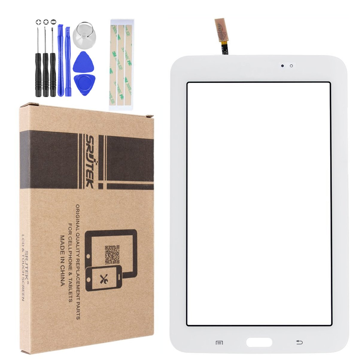 Srjtek Touch Screen Digitizer Replacement Parts for Samsung Galaxy Tab A 8.0,Touch Screen for SM-T350 T350