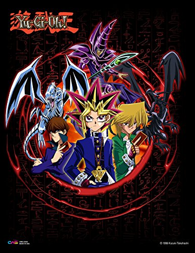 CWS Media Group CWS-23542 Yu-Gi-Oh Wall Scroll Poster