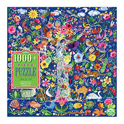 eeBoo Tree of Life 1008Pc Puzzle, 1 EA