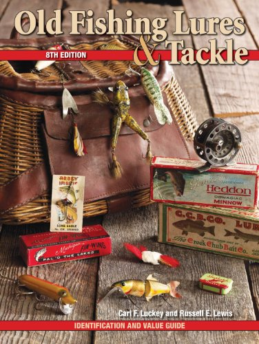 >OFFLINE> Old Fishing Lures & Tackle: Identification And Value Guide. Shielded Prodam single usted llueve
