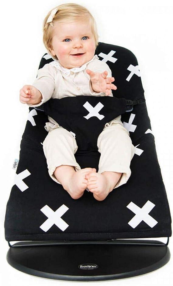 Balance Soft Recambio funda para BabyBj/örn 1-2-3 y Balance Sitter Balance Bliss Jirafa amarilla