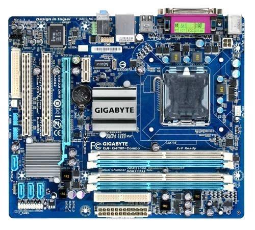 54 opinioni per Gigabyte GA-G41M-COMBO scheda madre