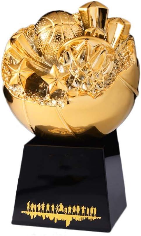 Trofeos Baloncesto Golden Trophy Champions League MVP Champion ...