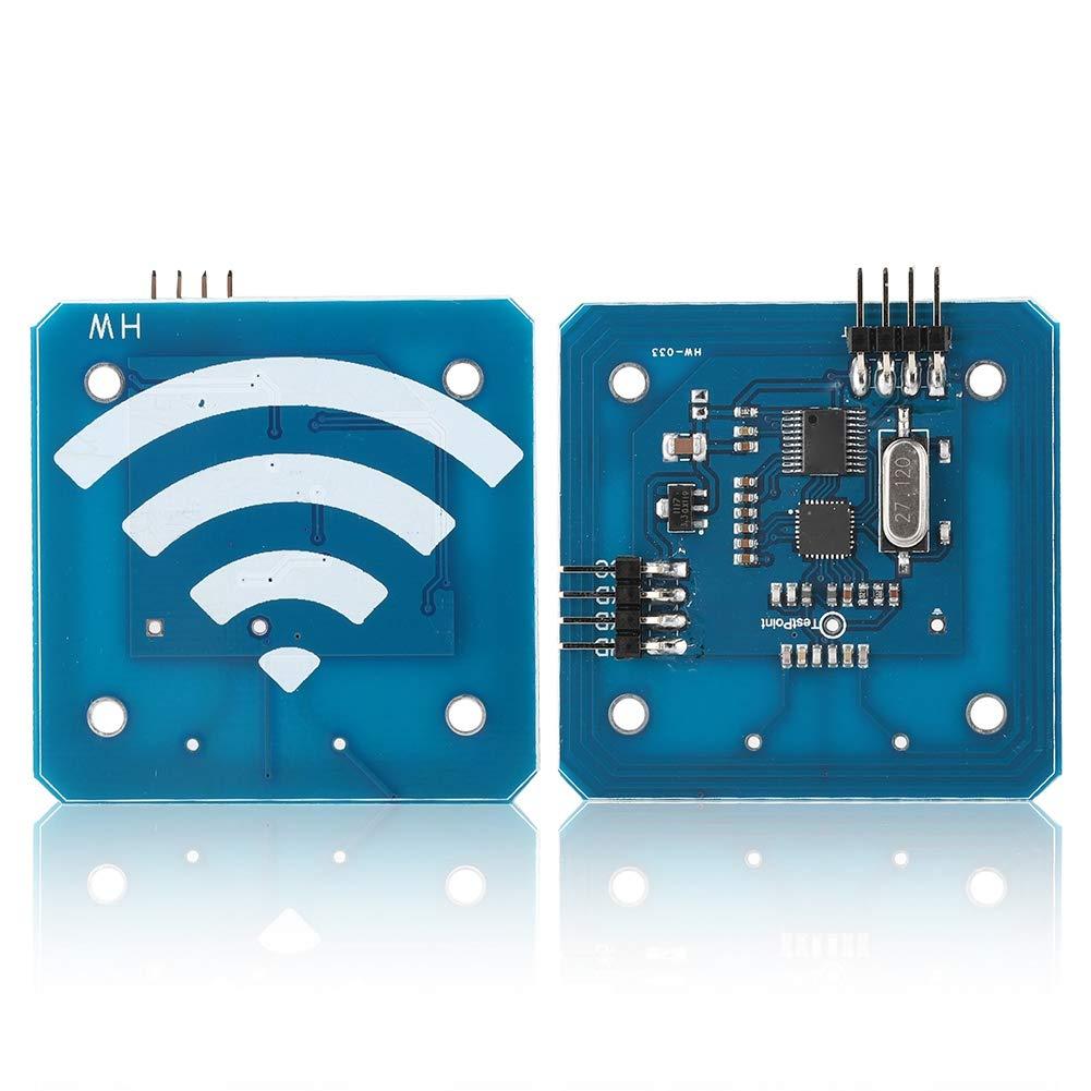 13.56mhz Module Lecteur Enregistreur Carte IC Module RF de Radiofr/équence. Module Lecteur
