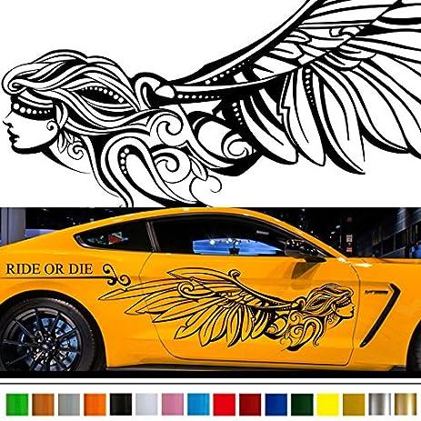 Goddess car sticker car vinyl side graphics wa26 car vinylgraphic car custom stickers decals 【8