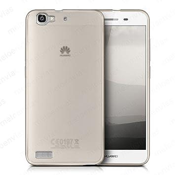 MELOENVIAS Funda Carcasa para Huawei P8 Lite Smart Gel TPU ...