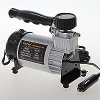 Katsu 451723Gonfleur de pneu de voiture 12V van Pneu Compresseur d'air Pompe à cordon de 3m Portable