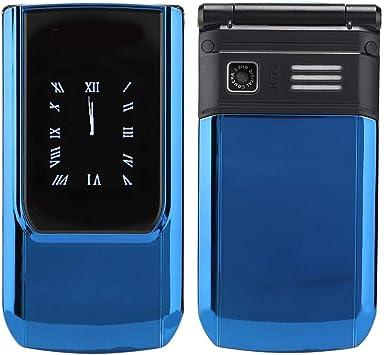 Kafuty Teclado de Pantalla Dual Teléfono Inteligente Flip Teléfono ...