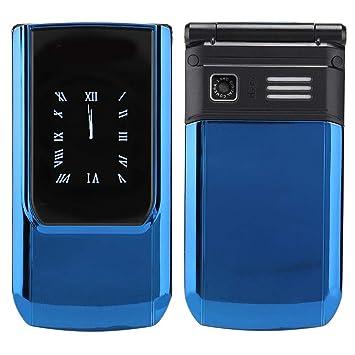 Kafuty Teclado de Pantalla Dual Teléfono Inteligente Flip ...