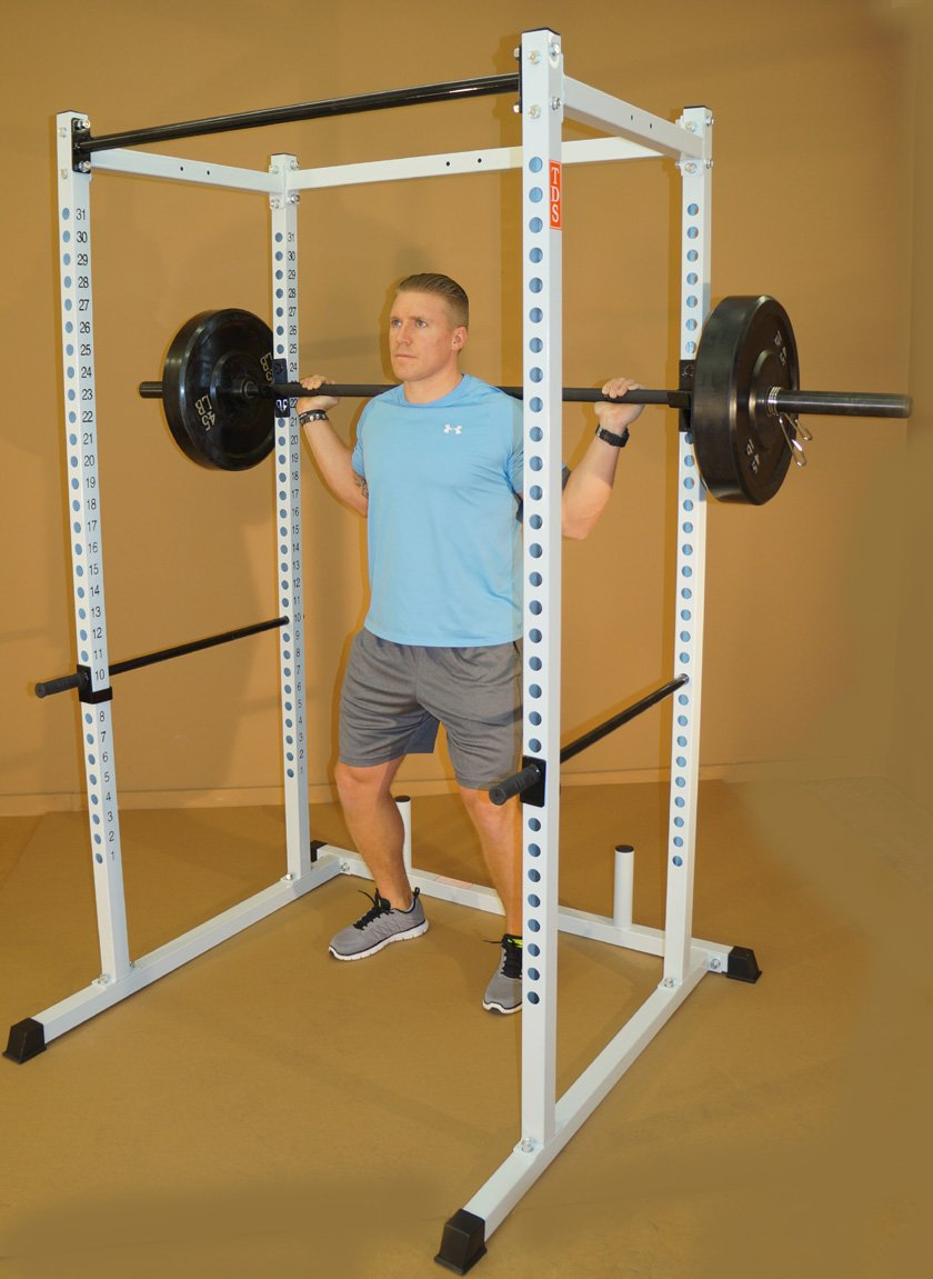 #5 TDS Power Rack Squat Cage