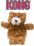 Kong Dr Noys Super Soft Plush Dog Toy (X Small) (Teddy Bear)