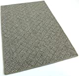 "7'x12′ – Grass Indoor-Outdoor Graphic Loop 1/8"" Thick 20 oz Area Rug Carpet"