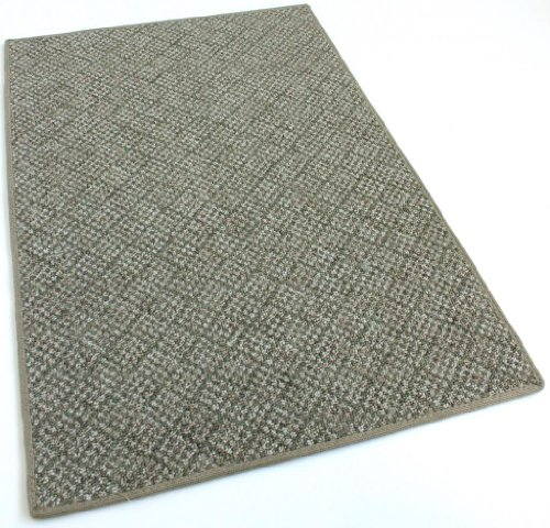 Cheap Koeckritz Rugs 10'x12′ – Grass – Indoor/Outdoor Area Rug Carpet, Runners & Stair Treads with a Premium Nylon Fabric FINISHED EDGES.