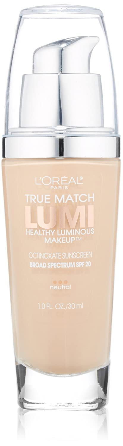 L'Oreal Paris True Match Lumi Healthy Luminous Makeup