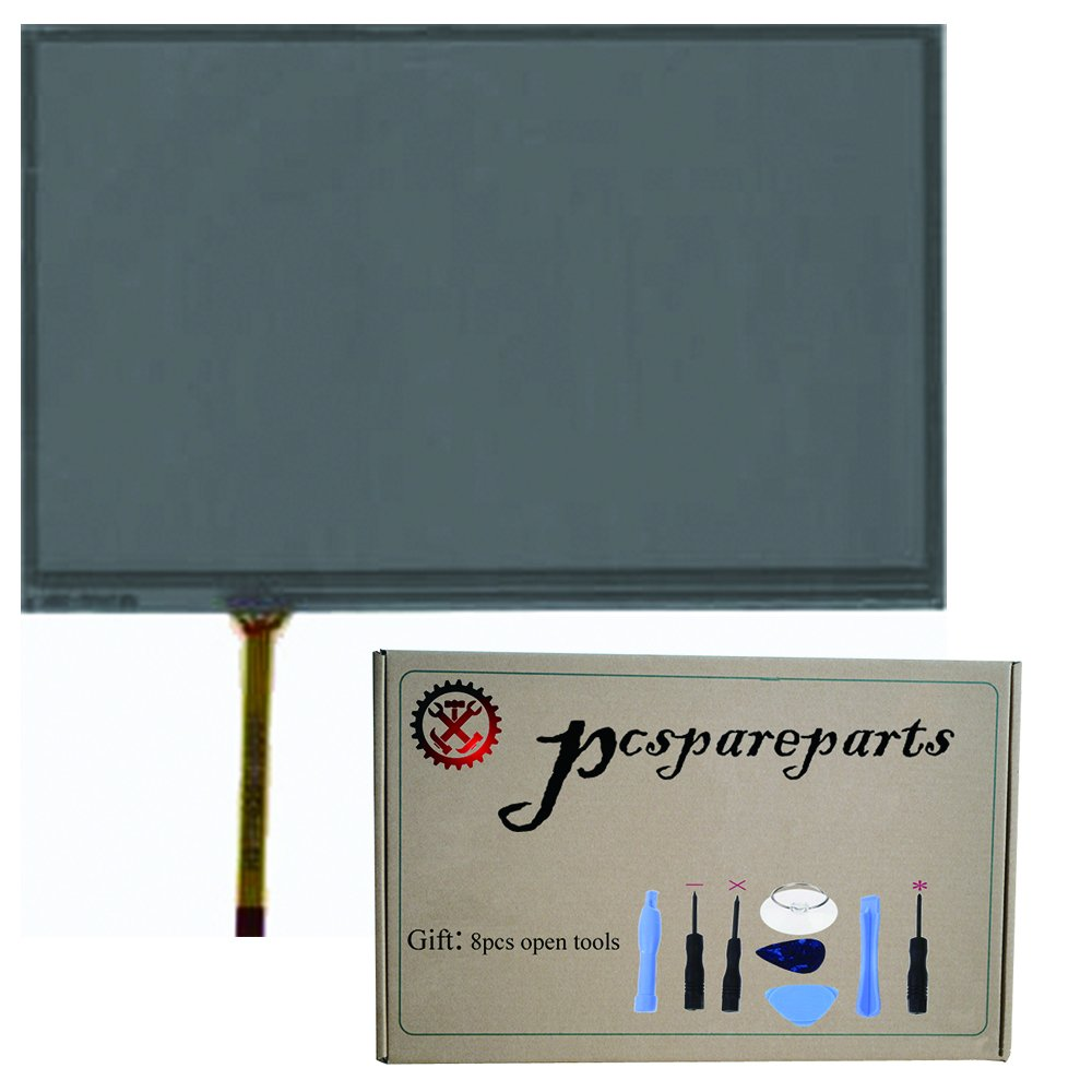 Pcspareparts 7.3 inch TOUCH SCREEN DIGITIZER for LEXUS IS250 IS300 IS350 NAVIGATION 2006 2007 2008 2009