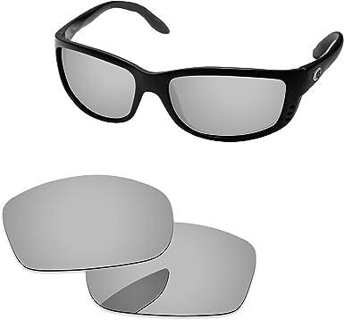 Fuse Lenses Polarized Replacement Lenses for Costa Del Mar Multi-Sport
