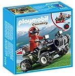 Playmobil 5429 Mountain Rescue Quad