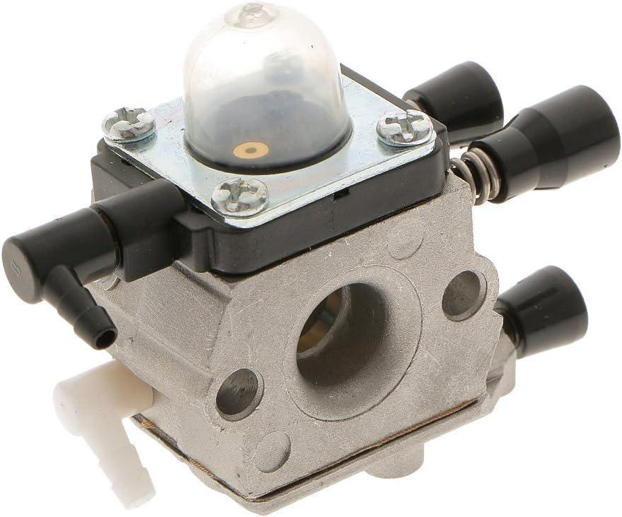 MagiDeal Kit de Carburateur de D/émarrage pour STIHL FS38 FS45 FS46 FS55 FC55 HL45 KM55