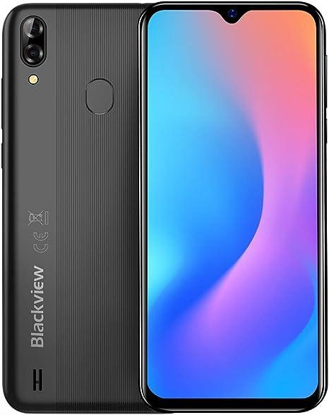 HSKB A60 Pro Smartphone sin contrato, Quad Core 6,1 pulgadas ...
