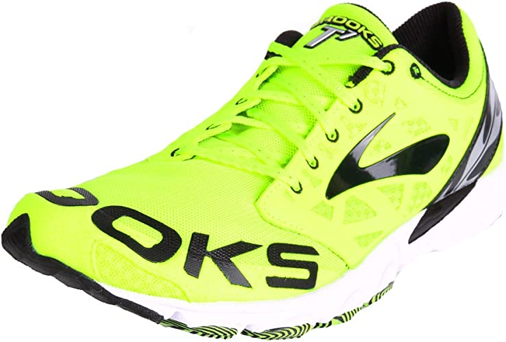 Brooks T7 Racer Running Shoes - lime