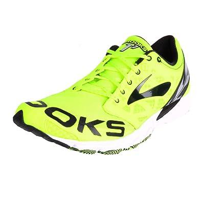 fcb52b80ba02f Brooks Unisex Adults  T7 Racer Running Shoes  Amazon.co.uk  Shoes   Bags