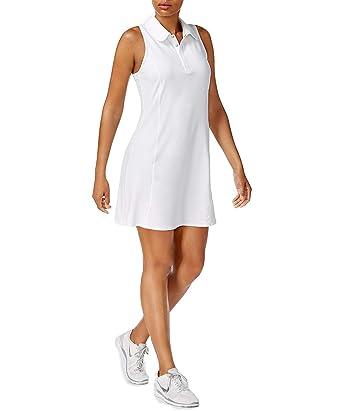 Ideology - Vestido Polo de Tenis para Mujer - Blanco - Large ...