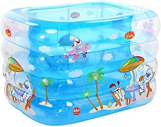 DALL Piscinas hinchables Piscina Inflable Piscina Familiar Tomar ...